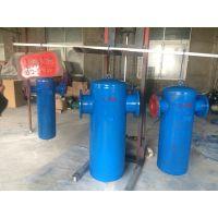 MDF-150天然气管道用旋风挡板过滤器、不锈钢防腐气水分离器、汽水分离器适用范围