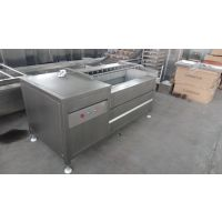 厂家专业定制 土豆去皮清洗机 得利斯大品牌