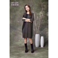 阿尔巴卡现货多种款式多种风格大码女装批发辽宁品牌加盟店1-2万女装