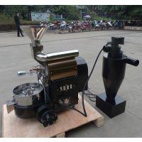 咖啡生豆如何烘焙 东亿自动温控型咖啡烘焙机操作简单性能卓越15688198688