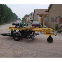 恒旺 HQZ150L履带潜孔钻机 气动水井钻机 履带水井钻