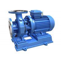 济南蓝升牌管道泵/IRG热水管道离心泵现货供应