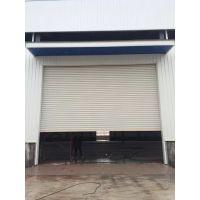 江西电动卷闸门 工厂钢制抗风门 提升门平移门 南昌明和厂家直销