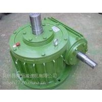 供应 WHC400 圆弧齿蜗轮蜗杆减速机