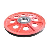 TC-350天车耐低温锻焊滑轮 HTJT051.04.00b