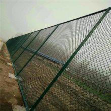 勾花网球场护栏 勾花网价格 果园围栏网