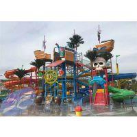 洛阳新安县儿童戏水小品、少年互动水屋、家庭水滑梯