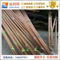 国标磷铜棒易车削C52100磷铜棒