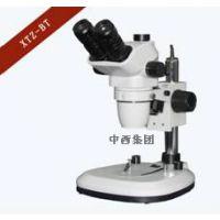 中西供三目连续变倍体视显微镜 型号:BG40-XTZ-BT库号:M404571