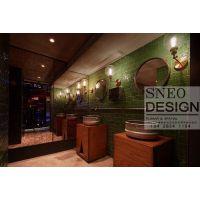 成都工业风的海鲜餐厅设计 成都专业餐厅装修