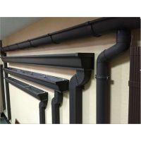 海南别墅用排水系统 铝合金天沟雨水管