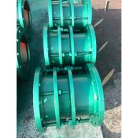 济南B2F型国标双法兰限位伸缩接头 DN350排污管道伸缩器