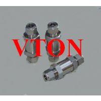 美国威盾VTON进口不锈钢CF8/CF8M阻火器