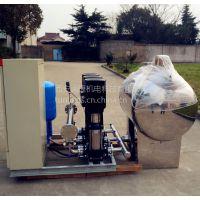 蒲城无负压变频恒压供水设备 蒲城全自动变频恒压水泵设备加压泵 压力罐 RJ-L835