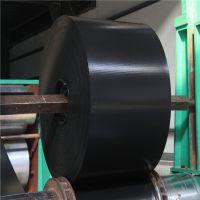 湖南矿山用耐高温 橡胶面整芯阻燃输送带 PVG工业皮带