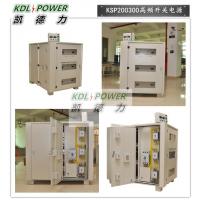 河北200V300A高频开关直流稳压电源价格及售后 成都凯德力军工级开关电源厂家