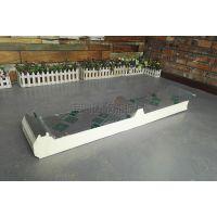 金属彩钢屋面硬泡聚氨酯夹芯板厂家13271279363