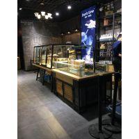 杭州面包店设计装修效果图尽在杭州惠利展柜定制加工设计