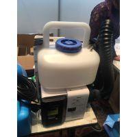 E-007背负式锂电池超低容量喷雾机-经济型,DC24V 18AH锂电喷雾器