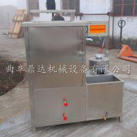 甘肃家用石磨豆腐机 鼎达简单实用价格优惠小型豆腐机