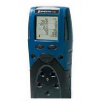 霍尼韦尔/斯博瑞安(巴固)5可燃气/氧气/ 一氧化碳/硫化氢 多种气体检测仪