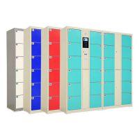 买员工储物柜选电子寄存柜厂家更靠谱