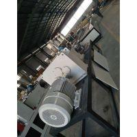 供应集成墙板设备/快装集成墙板生产线/木塑护墙板生产机器