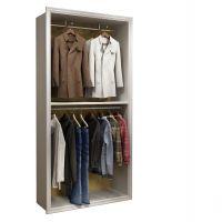 服装货柜展示柜,广州河盛定制服装展柜