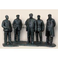 五大书记雕塑 毛主席雕像 雕塑 周恩来雕像 朱德雕塑 邓小平雕像订做伟人雕塑 玻璃钢英雄人物雕塑 石