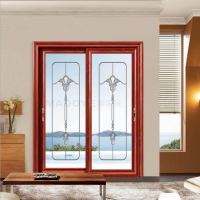 佛山厂家供应铝合金门窗 欧迪系列推拉门 降噪隔音