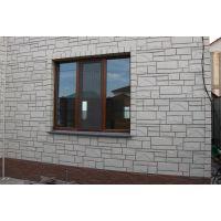 安徽省宿州市~外墙扣板产品安装轻便~涤生墙面装饰
