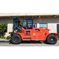 供应华南重工28吨重型叉车,豪华配置价格实惠