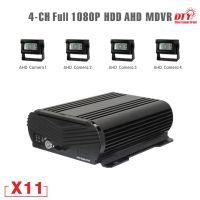 德天元实业四路1080P车载硬盘录像机四路1080P车载监控