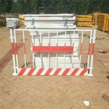 电梯门防护 施工场地围网 基坑护栏