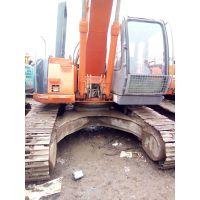 低价销售日立ZX225US二手挖掘机