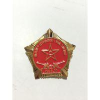 【专业制作】入色徽章制作设计_上色胸章制作批发价格_徽章厂家