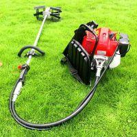 家用背负式除草机操作简单 普航农用二冲程除草机 背负式小型开沟机厂家