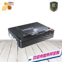 翻盖铁盒 桌球包装盒 马口铁收纳盒定制