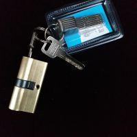 厂家批发 防盗门锁具锁芯  全铜电脑匙锁芯 超B级锁芯