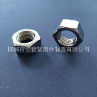现货供应 镀锌六角螺母 m20外六角螺母 高强度螺母 可加工定制