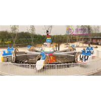 室内儿童游乐园设备翻滚音乐船 大型儿童游乐设备厂家音乐飞船