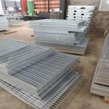异形平台踏步板 排水沟钢格栅板价格 碳钢格栅板价格