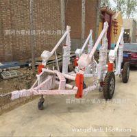 液压电缆拖车单轨吊 产品质量 电力专用 安阳多功能电缆拖车