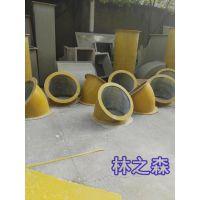 江苏林森有机玻璃钢风管管道价格 玻璃钢通风管道 玻璃钢风管厂