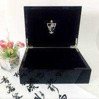 定制木质包装盒欧式高光烤漆木盒高档通用包装盒子礼品收纳木盒子