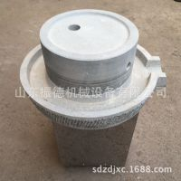 70型商用磨浆机 芝麻花生酱石磨机 电动石磨豆浆机 振德直供