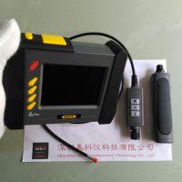 美国General DCS1800HP高分辨率无线连接录音录像5.5mm直径工业内窥镜