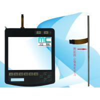 M-Touch全新史陶比尔JC6触摸屏, STAUBLI JC6 触摸板 加膜