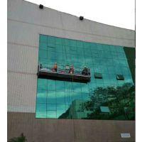 肇庆幕墙开窗高空幕墙玻璃改窗清远惠阳办公室写字楼改造平开窗
