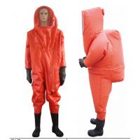 精迈供应 连体耐酸碱重型全封闭防化服 【JM2/FHLWS-002】防化、防渗透、防磷、硫
